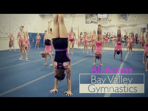 All Access: Bay Valley Academy | Level  9 & 10 Training | Gy