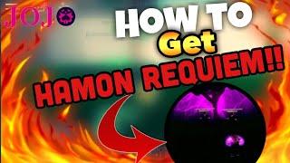 [NEUER CODE!!] Wie bekomme ich Hamon Requiem!! In JoJo Blox | Roblox
