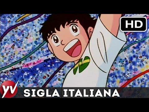Holly e Benji - 1° sigla italiana | Yamato Video