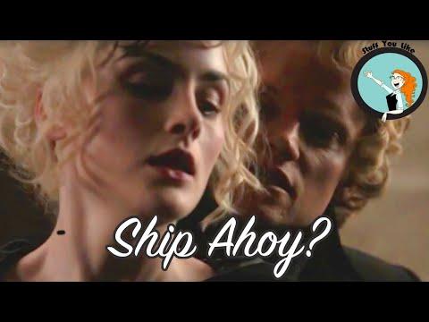 Hogfather & Susan/Teatime: Ship Ahoy?  | Stuff You Like 108