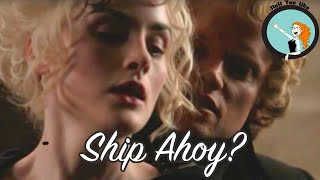Hogfather & Susan/Teatime: Ship Ahoy?  | Stuff You Like 108