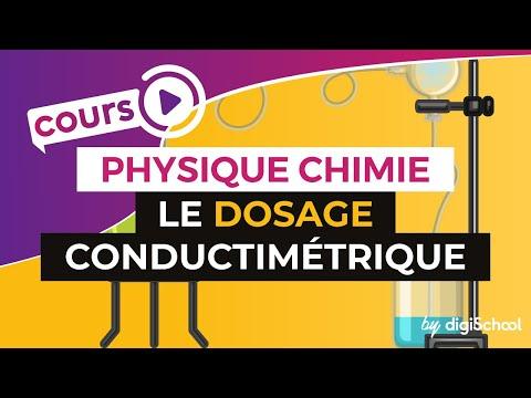 Le dosage conductimétrique - Physique-Chimie - TS - digiSchool