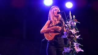 Heather Nova, Moon River Days, Moods Festival Brugge, Belfort, Bruges, Belgium,  August 1 2018