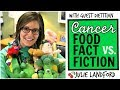5 THINGS TO KNOW ABOUT NUTRITION & CANCER