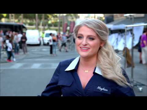 The Peanuts Movie Official Meghan Trainor Interview