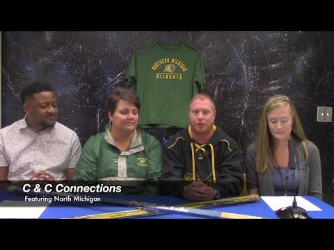 Parkwood Middle School Presents College & Career Connections: Episode 2 : North Michigan University