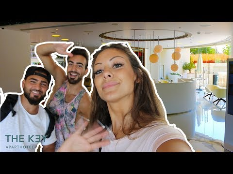(SO COOL) WE STAYED AT THE KEY HOTEL BEIRUT AND THIS IS WHAT HAPPENED!!!