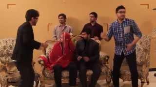 Desi Shadi Be Like By Karachi Vynz Official