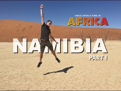 Backpacking in Namibia - G-adventures travel documentary - vlog part 1