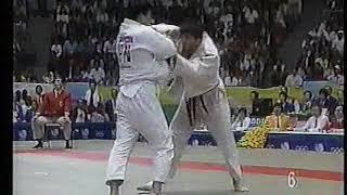 【1988年ソウルオリンピック】斎藤仁 男の涙
