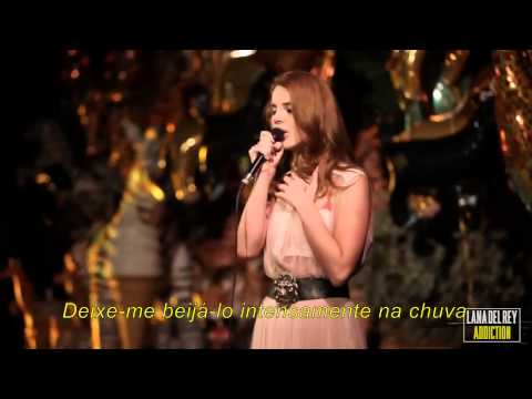 Lana Del Rey - Born To Die (Poolside, Chateau Marmont - Mulberry Sessions) legendado