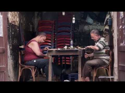 A Travel Video shot on the Fujifilm XH-1 in Moez Street - Egypt
