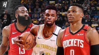 Houston Rockets vs Golden State Warriors - Full Highlights   February 20, 2020   2019-20 NBA Season