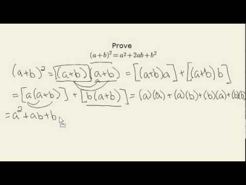Prove polynomial identities (practice) | khan academy.