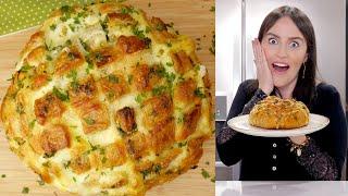Pão Italiano com Alho e Queijo