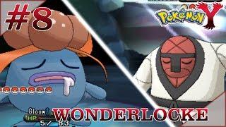 Pokemon Y Wonderlocke Episode 8 - Reflection