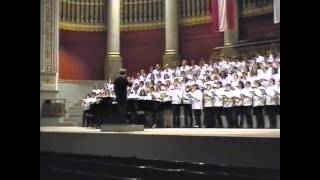 I will follow him - ASG Chor, Leitung: Manfred Bühler