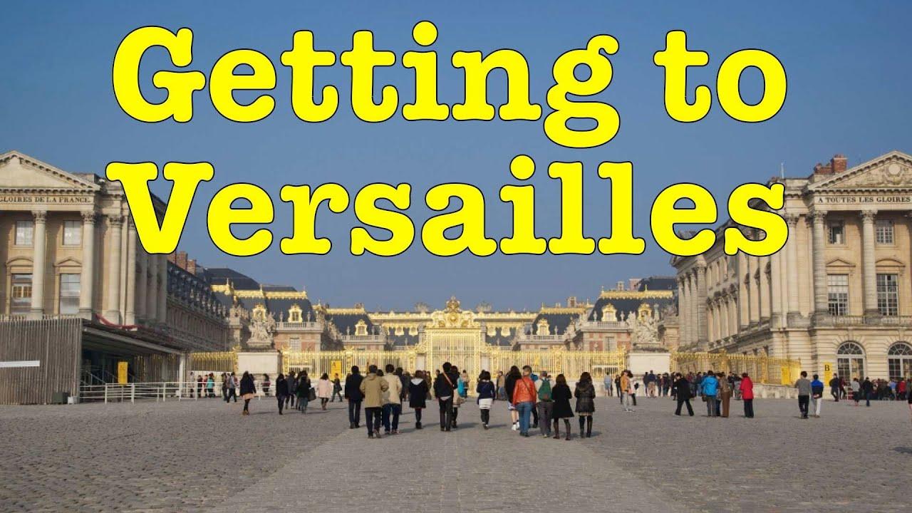 How to get to Paris 27