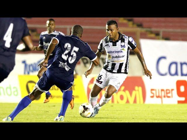 Tauro F.C. Vs S.D. Atletico Nacional - Torneo Clausura 2016