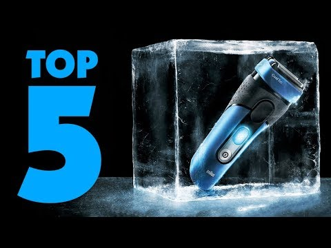 Top 5 Shavers For Men ✅ 5 Best Electric Shavers