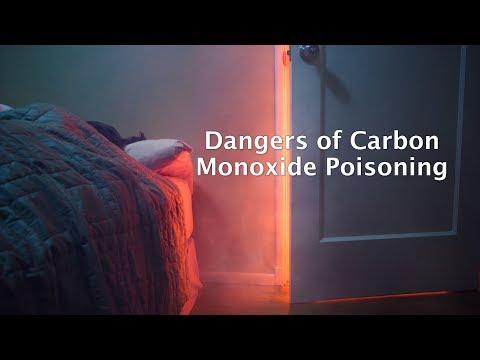 Beware Carbon Monoxide Poisoning During Cold Spells