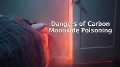 Beware carbon monoxide poisoning during cold spells