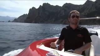 Promenades en mer Corse Adre?naline Reportage