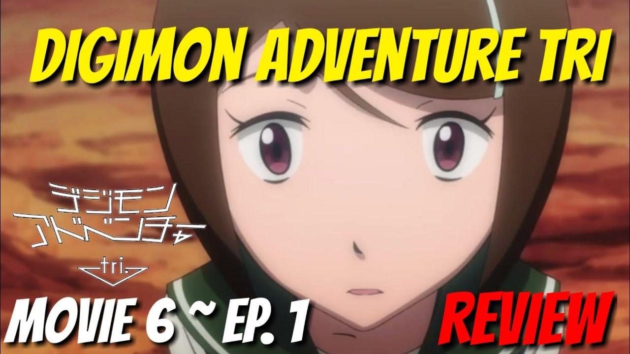 Digimon Adventure Tri Episode 1 Ger Sub