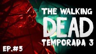 The Walking Dead: Temporada 3: Llega Chuck #5 por KERNEL404 (Live Gameplay/Comentado)