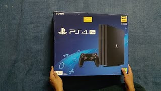 PS4 Pro Unboxing | India