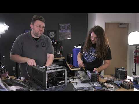Bonus Footage: Wendell Explaining RAID, ZFS, & Unraid