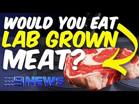 How Australian Scientists Are Growing Kangaroo Meat In A Lab | Nine News Australia