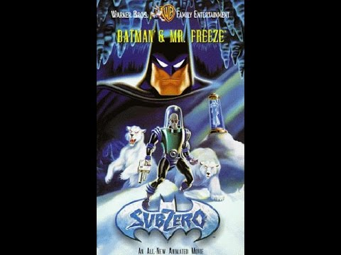 Opening To Batman Subzero:The Animated Movie 1998 VHS