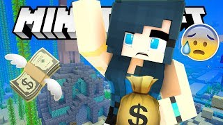 WE'RE GOING OUT OF BUSINESS! | The Deep End Minecraft Survival | Episode 7