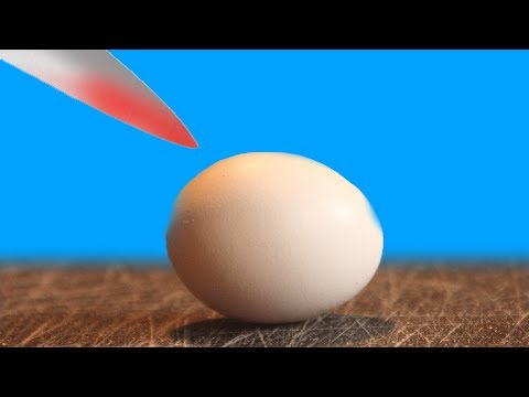 Thumbnail: 15 ASTONISHING YET SIMPLE LIFE HACKS WITH EGGS