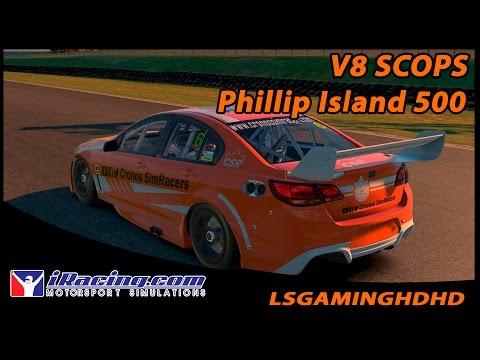 iRacing - V8SCOPS Endurance @ Phillip Island 500