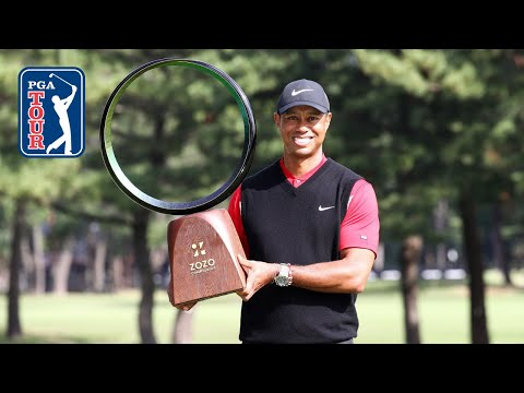 Tiger Woods' 2019 ZOZO CHAMPIONSHIP highlights