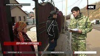 Сарбаздар су басқан аудандардан халықты көшіріп жатыр / 28. 02. 2018