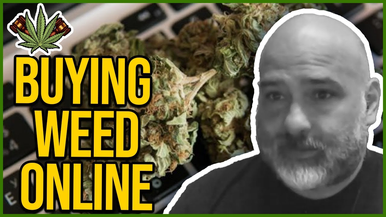 Can I buy weed online? | How to avoid cannabis scammers | Follow your laws  when buying weed online - YouTube