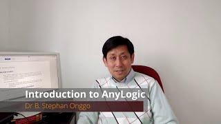 Introduction To Agent-Based Simulation Using AnyLogic 1/3