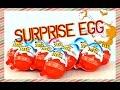 Kinder Joy Surprise egg opening / Finger Skate toy