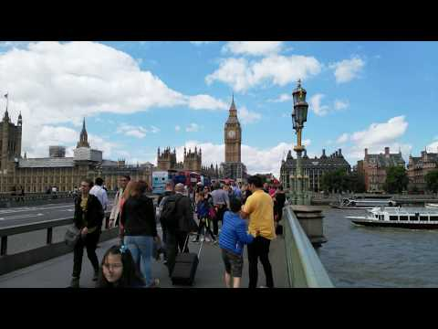 Nokia 8 4K video recording sample in London