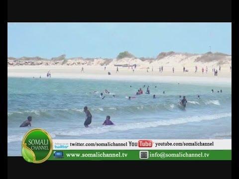 XEEBAHA MAGAALADA KISMAAYO 05 05 2014 SOMALI CHANNEL