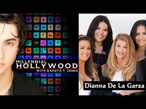 Dianna De La Garza | Millennial Hollywood with Dakota T. Jones