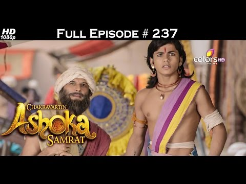 Chakravartin Ashoka Samrat - 24th December 2015 - चक्रवतीन अशोक सम्राट - Full Episode(HD)