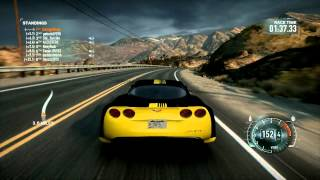 Need For Speed: The Run - Online Multiplayer - PC Gameplay