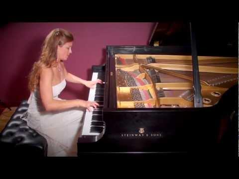Svetlana Smolina, Rachmaninoff Sonata No 1, 1st Mvt. on Horowitz Steinway