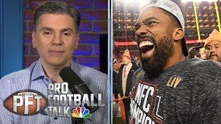 Ranking best Super Bowl LIV storylines | Pro Football Talk | NBC Sports