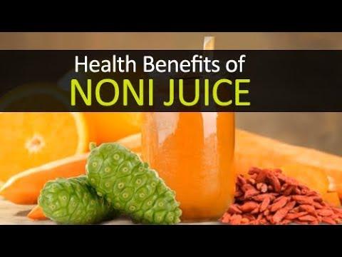 10 Best Noni Juice Health Benefits