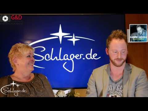 MARC KOCH Exklusivinterview mit Schlager.de in Köln, 08.02.2017